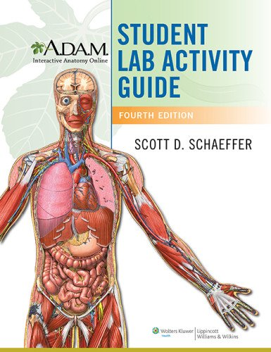 A. D. A. M. Interactive Anatomy Online  4th 2014 (Revised) edition cover
