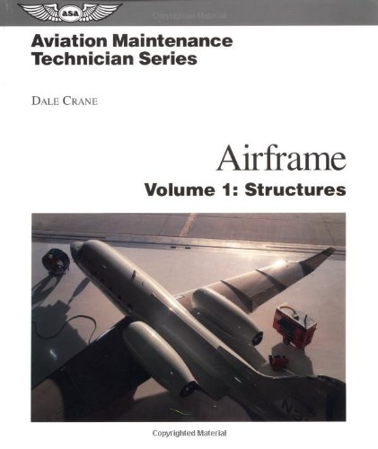 Aviation Maintenance Technician Airfram Structures 2nd 2004 edition cover
