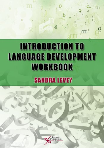 Introduction to Language Development Workbook   2013 edition cover