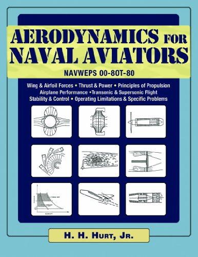 Aerodynamics for Naval Aviators NAVWEPS 00-80T-80  2012 edition cover