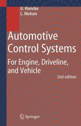 Automotive Control Systems For Engine, Driveline, and Vehicle 2nd 2005 (Revised) edition cover