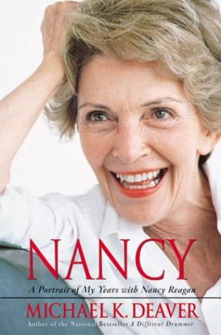 Nancy A Portrait of My Years with Nancy Reagan  2004 9780060087395 Front Cover