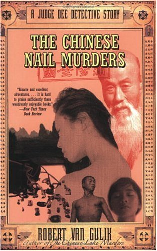 Chinese Nail Murders   2005 9780060751395 Front Cover