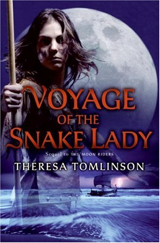 Voyage of the Snake Lady   2008 9780060847395 Front Cover