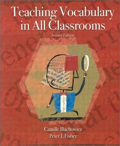 Teaching Vocabulary in All Classrooms  2nd 2002 (Revised) edition cover