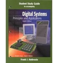 Digital Systems: Principles and Applications 8th 2000 edition cover
