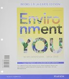 The Environment and You: Books a La Carte Edition  2015 edition cover