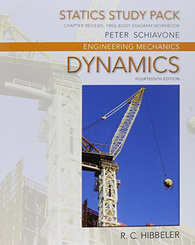Engineering Mechanics Study Pack: Dynamics  2015 9780134056395 Front Cover