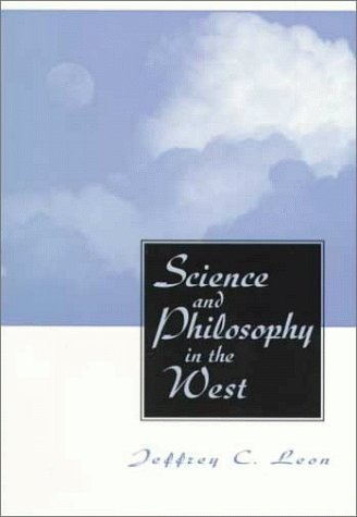 Science and Philosophy in the West   1999 edition cover