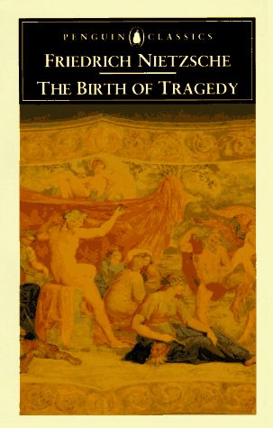 Birth of Tragedy Out of the Spirit of Music  2003 edition cover