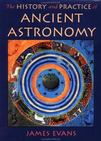 History and Practice of Ancient Astronomy   1998 edition cover
