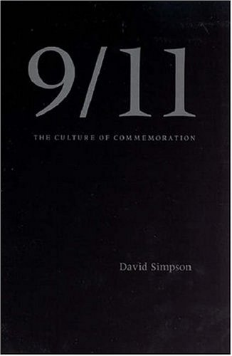 9/11 The Culture of Commemoration  2006 edition cover