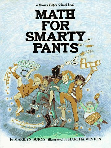 Math for Smarty Pants  N/A edition cover