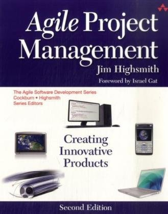 Agile Project Management Creating Innovative Products 2nd 2010 edition cover