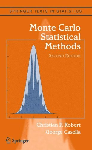 Monte Carlo Statistical Methods  2nd 2004 (Revised) edition cover