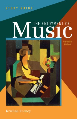 Enjoyment of Music  11th 2011 edition cover