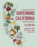 Governing California in the Twenty-First Century  5th edition cover