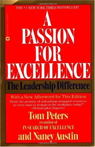 Passion for Excellence The Leadership Difference N/A edition cover