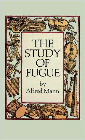 Study of Fugue   1987 (Reprint) edition cover