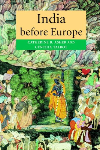 India Before Europe   2006 9780521005395 Front Cover