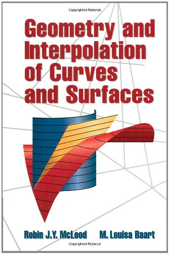 Geometry and Interpolation of Curves and Surfaces   2010 9780521159395 Front Cover