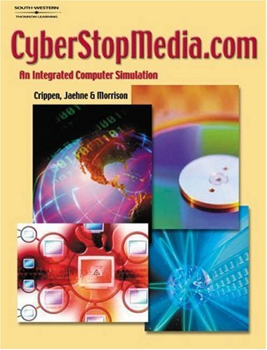 CyberStopMedia. Com An Integrated Computer Simulation  2002 9780538724395 Front Cover