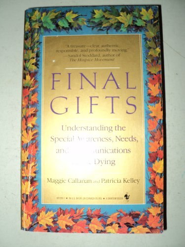 Final Gifts  N/A edition cover