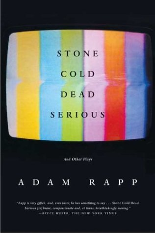 Stone Cold Dead Serious And Other Plays  2004 edition cover