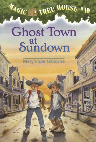 Ghost Town at Sundown   1997 edition cover