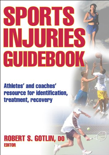 Sports Injuries Guidebook   2007 edition cover