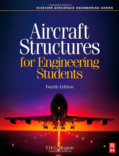 Aircraft Structures for Engineering Students  4th 2007 edition cover