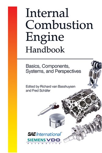 Internal Combustion Engine Reference Book Basics, Components, Systems, and Perspectives  2004 edition cover