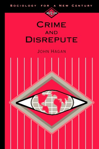 Crime and Disrepute   1994 edition cover