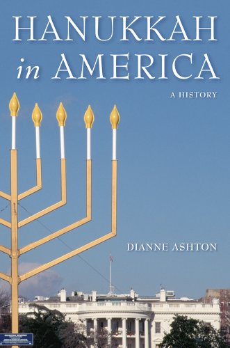 Hanukkah in America A History  2013 edition cover
