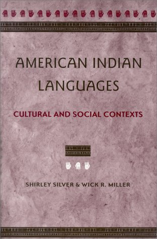American Indian Languages Cultural and Social Contexts N/A edition cover