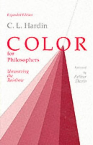 Color for Philosophers Unweaving the Rainbow  1988 edition cover