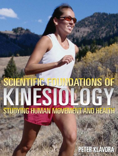 Scientific Foundations of Kinesiology Studying Human Movement and Health  2012 edition cover