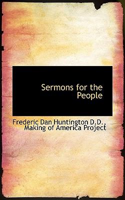 Sermons for the People  N/A 9781116813395 Front Cover