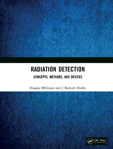 Radiation Detection Concepts, Methods, and Devices  2020 9781439819395 Front Cover
