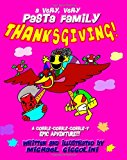 Very, Very Pasta Family Thanksgiving!  Large Type  9781469931395 Front Cover