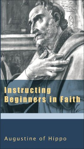 Instructing Beginners in Faith   2006 edition cover