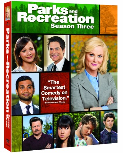 Parks and Recreation: Season 3 System.Collections.Generic.List`1[System.String] artwork