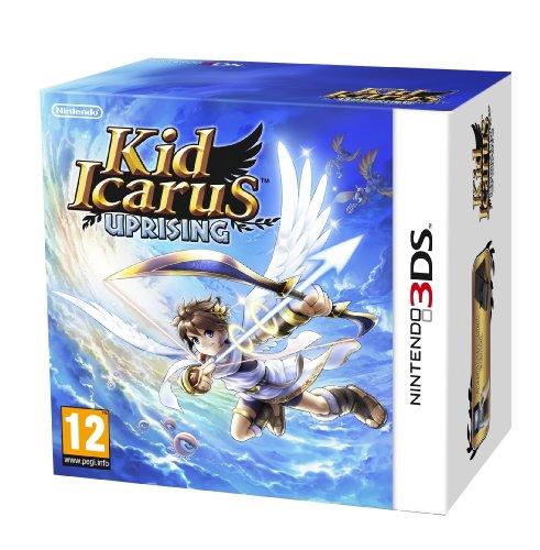 Kid Icarus: Uprising Nintendo 3DS artwork