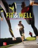 Fit and Well Core Concepts and Labs in Physical Fitness and Wellness 11th 2015 (Alternate) edition cover