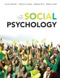 Social Psychology  5th 2013 9780132165396 Front Cover