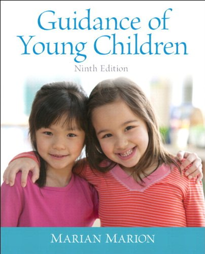 Guidance of Young Children Access Code:   2014 edition cover