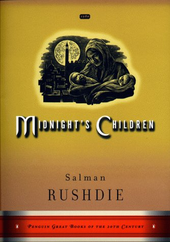 Midnight's Children  N/A edition cover