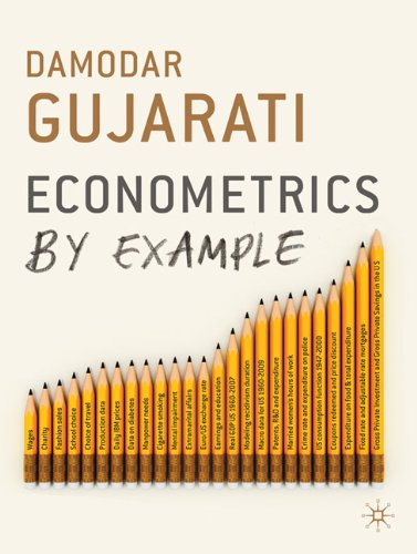 Econometrics by Example   2011 edition cover