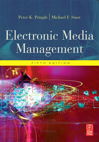 Electronic Media Management  5th 2005 (Revised) edition cover