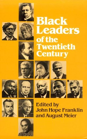 Black Leaders of the Twentieth Century   1982 edition cover